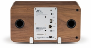 Ruark Audio R7 rear view