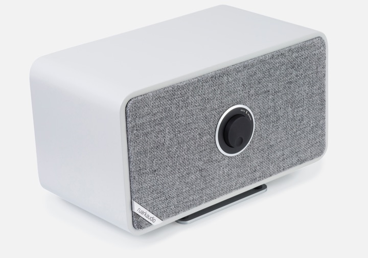 Ruark Audio MRx in Soft Grey lacquer finish