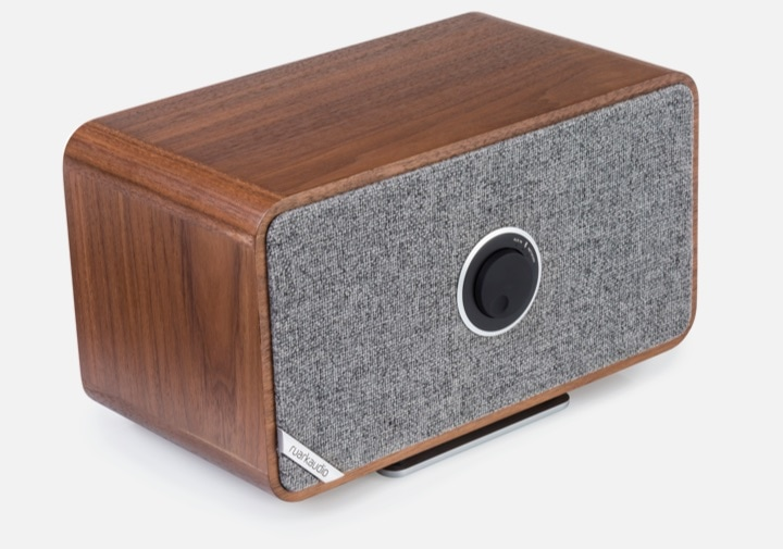 Ruark Audio MRx in Rich Walnut Veneer finish
