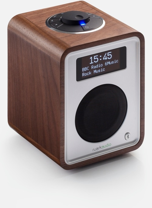 R1 in Rich Walnut Veneer finish