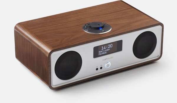 R2 in Rich Walnut Veneer finish