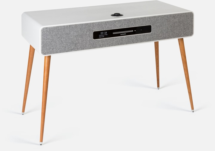 Ruark Audio R7 Mk3 in Soft Grey lacquer finish