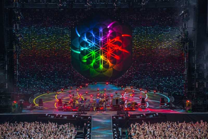 The Coldplay Set by Misty Buckley