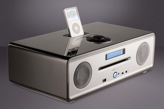 Limited Edition Ruark Audio R4i in Sparkling Graphite finish