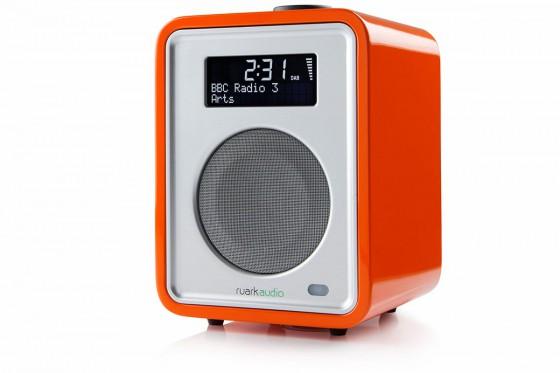 Ruark Audio Nordoff Robbins Orange R1