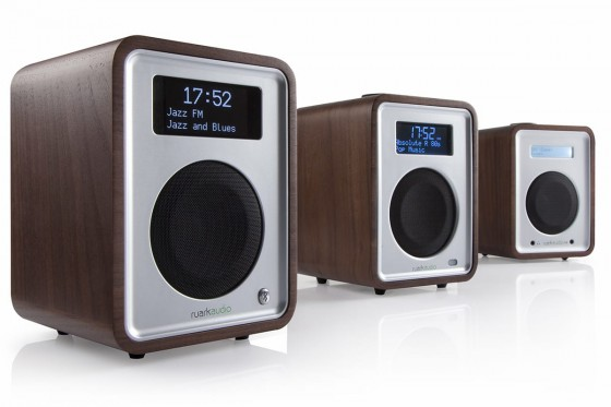 Ruark Audio R1 Mk3, Mk2 and Mk1