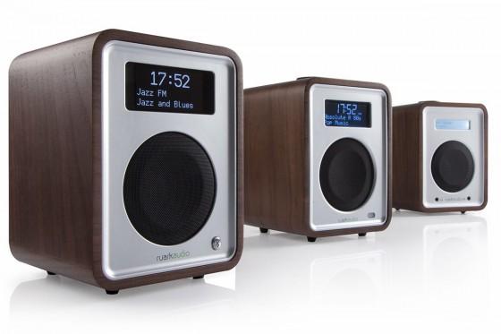 Ruark Audio R1 Mk3, Mk2 and Mk1