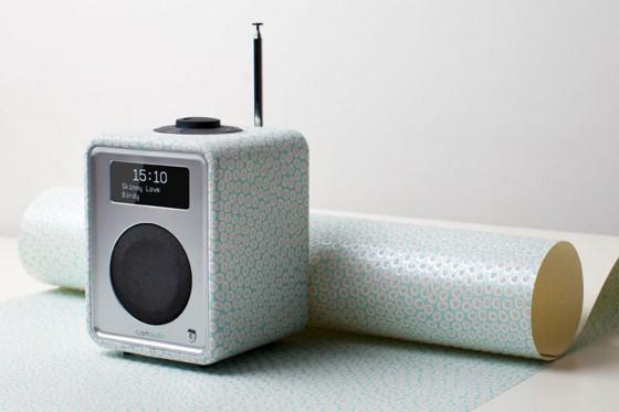 Limited Edition Osborne and Little Ruark Audio R1