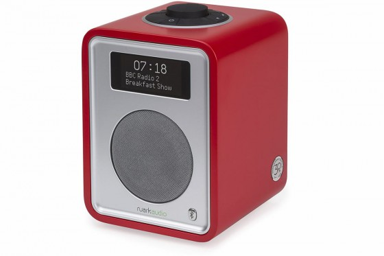 Ruark Audio Swiss Red R1-30